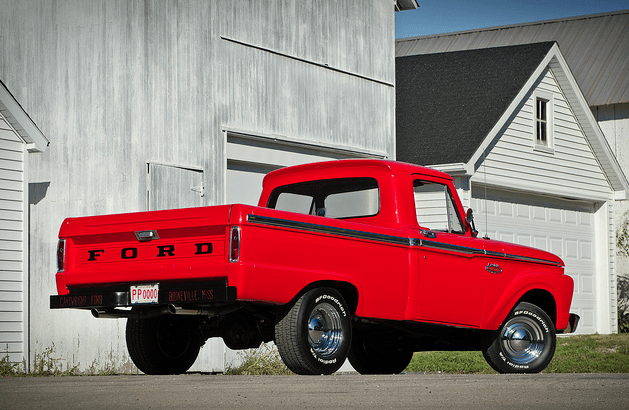 FEATURE: 1966 Ford F100