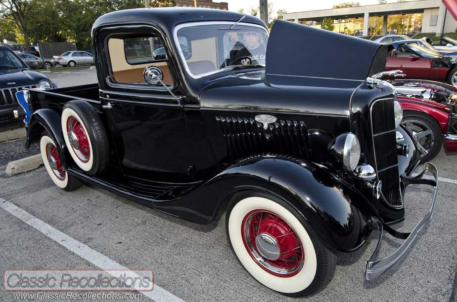 FEATURE: 1936 Ford Pickup Model 68