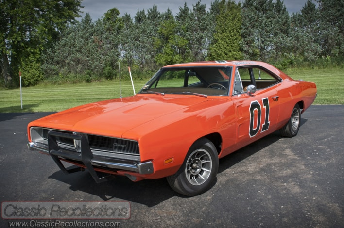 FEATURE: 1969 Dodge Charger – Dukes of Hazzard 'General Lee'