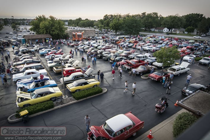 CRUISE NIGHT: Rolling Meadows, IL
