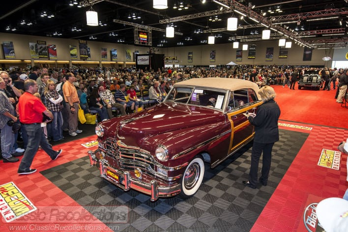 VIDEO: 2013 Mecum Auction, Schaumburg, IL