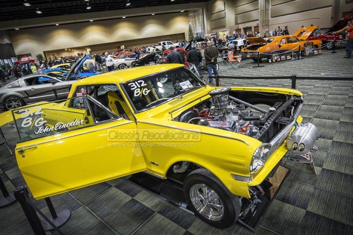 SHOW: 2014 Custom Rides Car Show & Expo, Tinley Park, IL