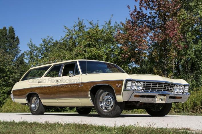 1967 Chevrolet Caprice Wagon