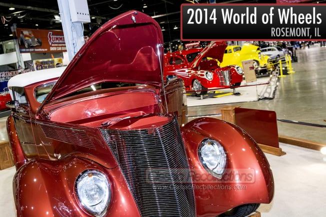 2014 World of Wheels