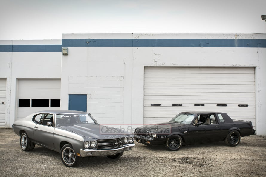 Fast & Furious: 1970 Chevrolet Chevelle SS & 1984 Buick Grand National