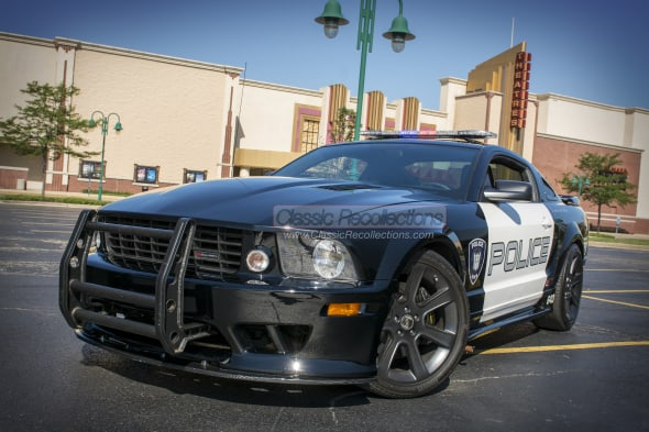 2005 Ford Mustang Saleen S281 'Barricade' from Transformers