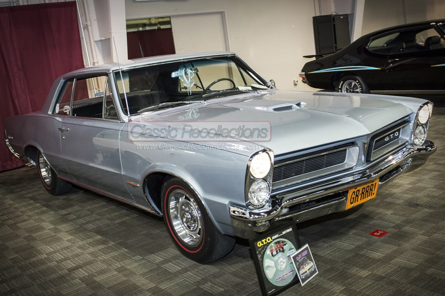 1965 Pontiac GTO: 2014 Indian Uprising All Pontiac Weekend
