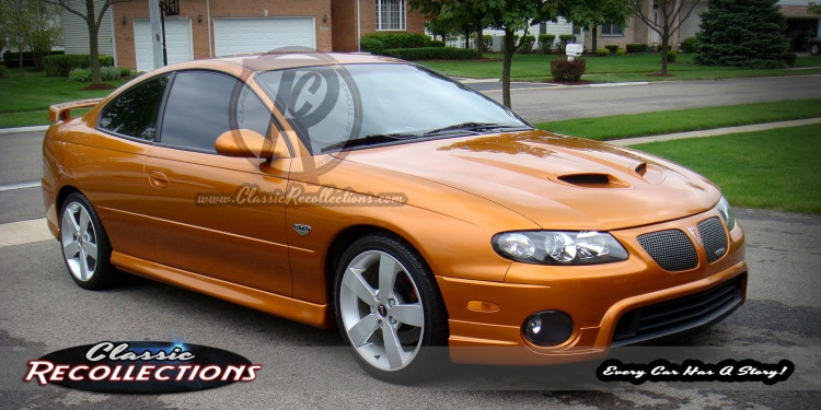 2006 Pontiac GTO – 'Jupiter Ascending'