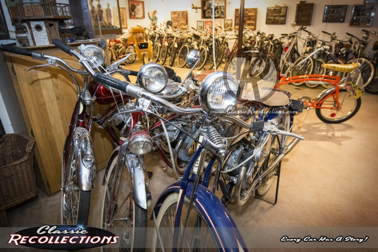 Whizzer Bicycle Collection