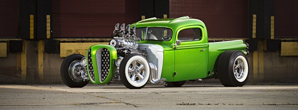 DHCN: June 'Shop Spotlight': Hot Rod Chassis & Cycle