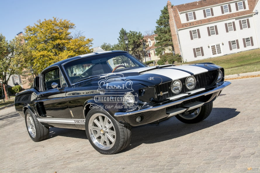 1967 Mustang Shelby GT500 'Eleanor' Video