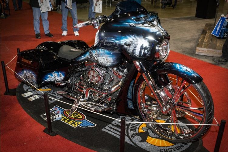 2014 Harley-Davidson 'Godspeed'